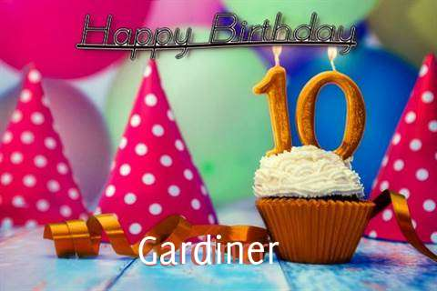 Birthday Images for Gardiner