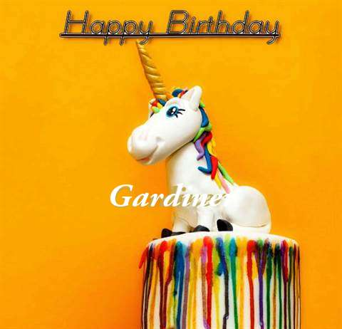 Wish Gardiner