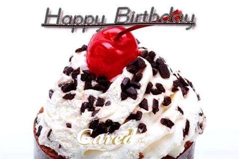 Gared Birthday Celebration