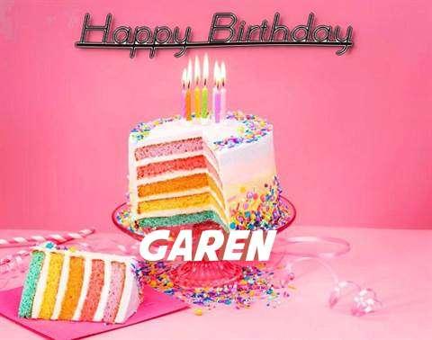 Garen Birthday Celebration