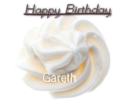 Happy Birthday Cake for Gareth
