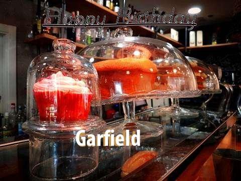 Happy Birthday Wishes for Garfield