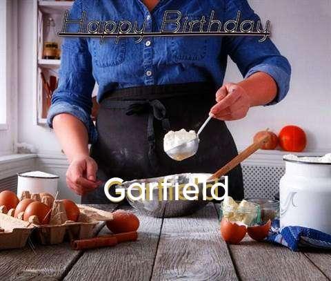 Happy Birthday to You Garfield