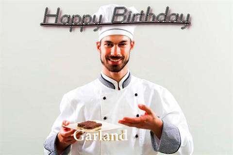Garland Birthday Celebration