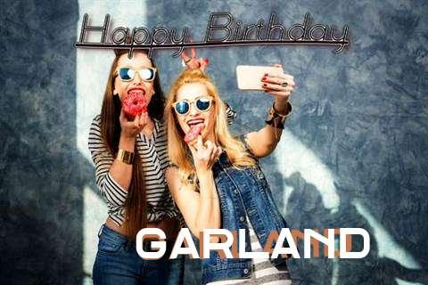Happy Birthday to You Garland