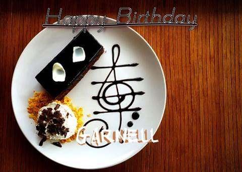 Happy Birthday Cake for Garnell