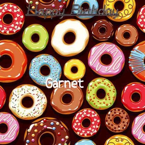 Happy Birthday Wishes for Garnet