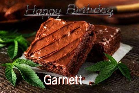 Happy Birthday Garnett