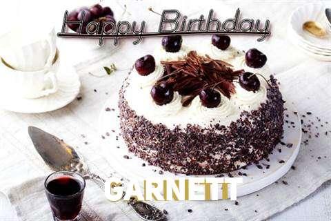 Wish Garnett