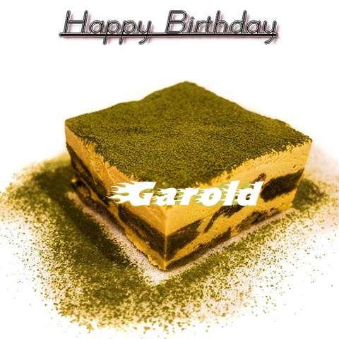 Garold Cakes