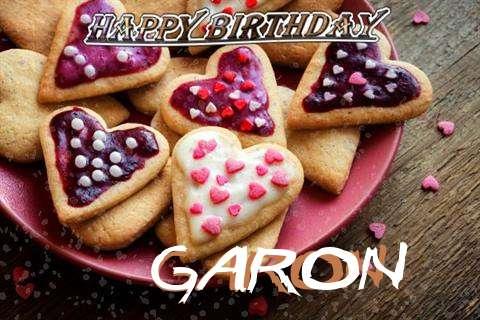 Garon Birthday Celebration