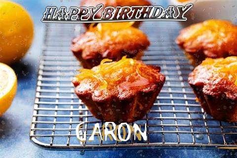 Happy Birthday Cake for Garon