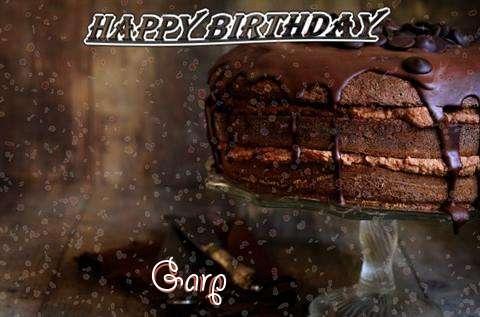 Happy Birthday Cake for Garp