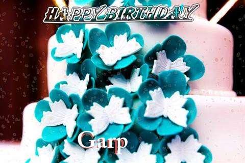 Garp Cakes