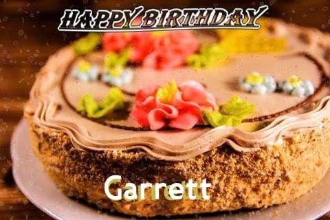 Birthday Images for Garrett