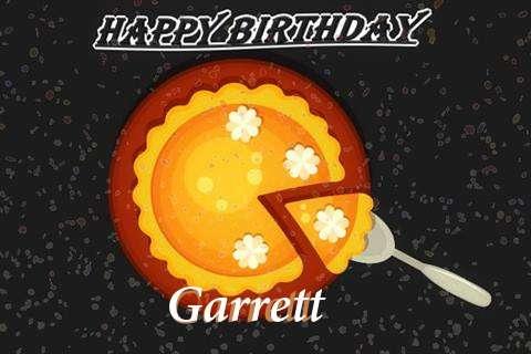 Garrett Birthday Celebration