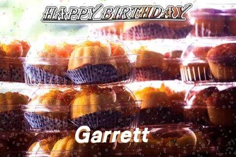 Happy Birthday Wishes for Garrett