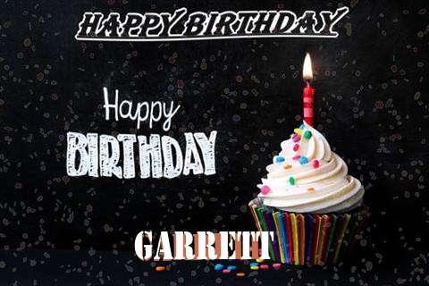 Happy Birthday to You Garrett