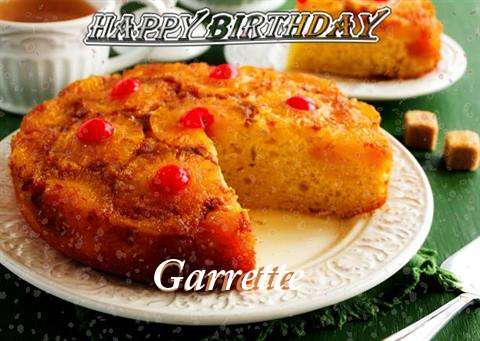 Birthday Images for Garrette