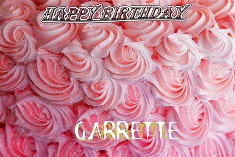Garrette Birthday Celebration