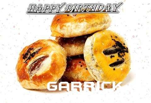 Happy Birthday to You Garrick