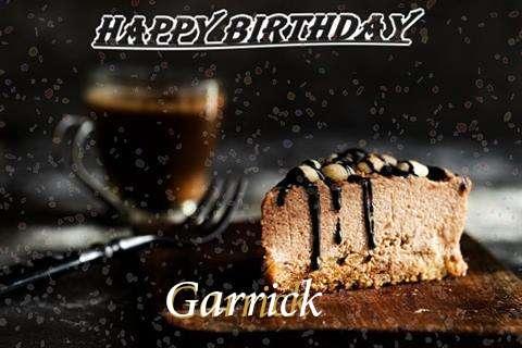 Garrick Cakes