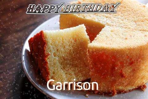 Garrison Birthday Celebration