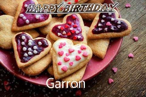 Garron Birthday Celebration