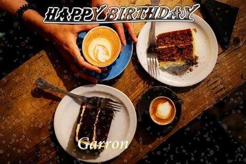 Happy Birthday to You Garron