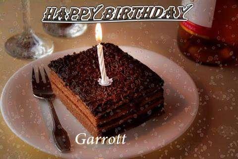 Happy Birthday Garrott