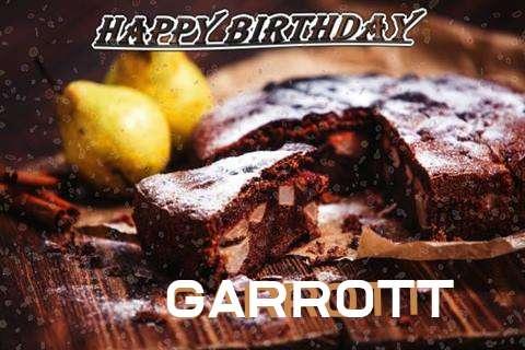Happy Birthday to You Garrott