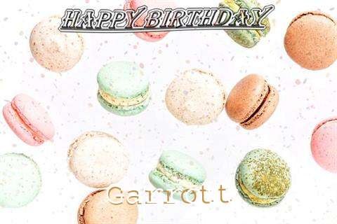Garrott Cakes