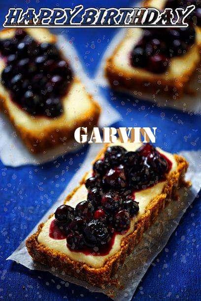 Happy Birthday Garvin