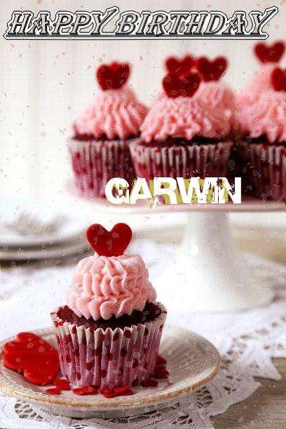 Happy Birthday Wishes for Garwin