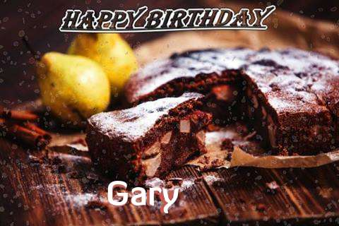 Happy Birthday to You Gary