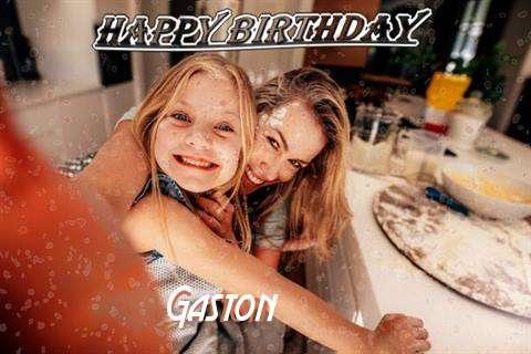 Happy Birthday Gaston