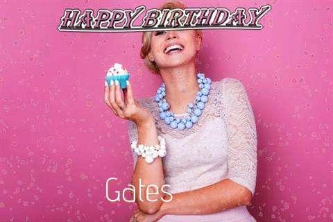 Happy Birthday Wishes for Gates