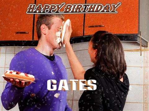 Happy Birthday to You Gates