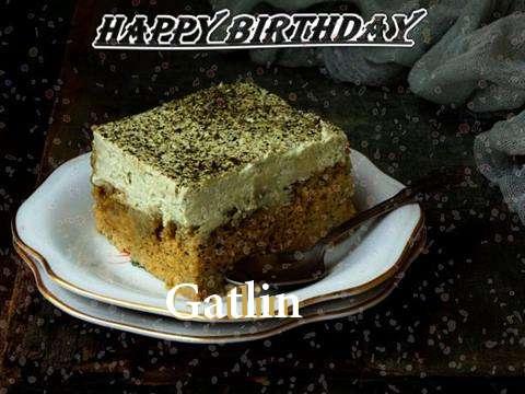 Gatlin Birthday Celebration