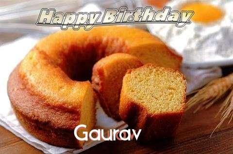 Birthday Images for Gaurav