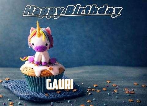 Happy Birthday Gauri