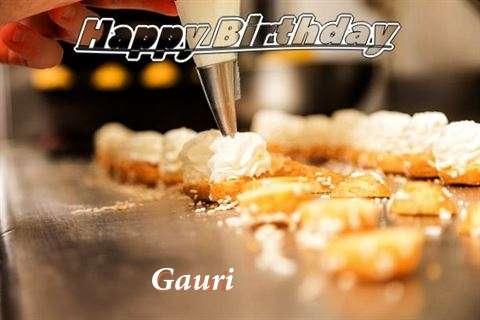 Wish Gauri