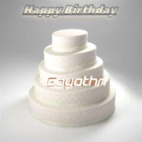 Gayathri Cakes