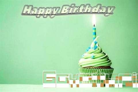 Happy Birthday Wishes for Gayathrie