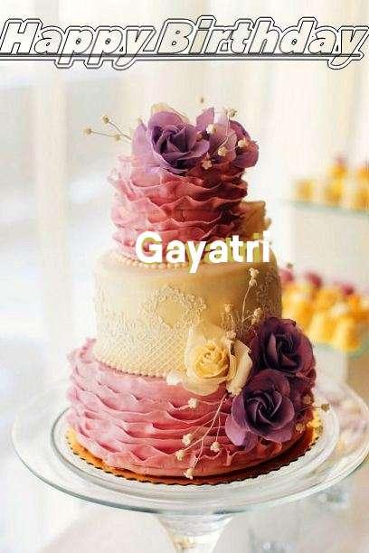 Birthday Images for Gayatri