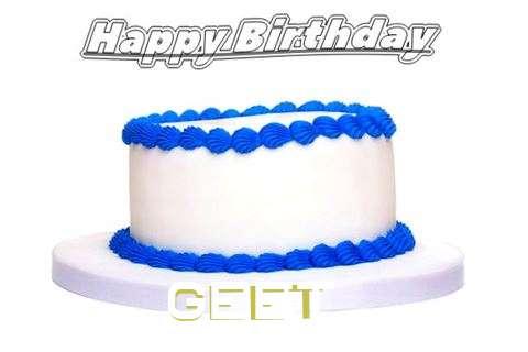Happy Birthday Geet