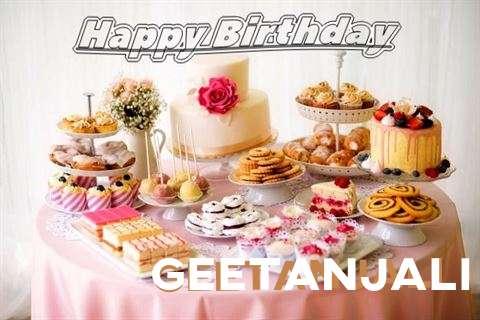Geetanjali Birthday Celebration