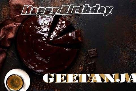 Happy Birthday Wishes for Geetanjali