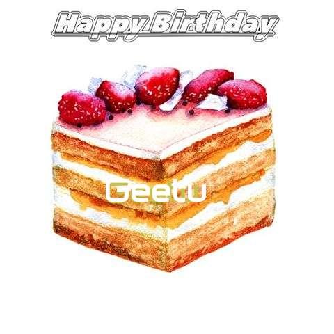 Happy Birthday Geetu