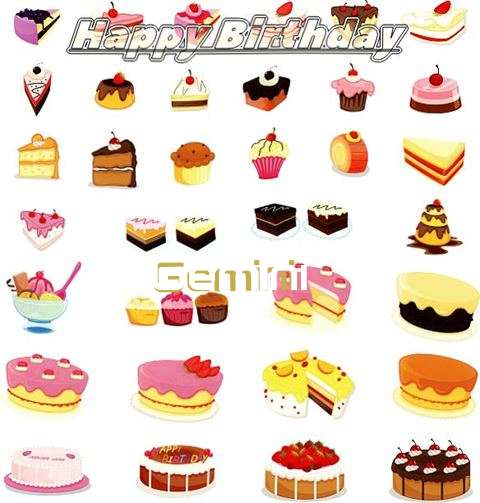 Birthday Images for Gemini